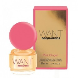 Dsquared Want Pink Ginger...