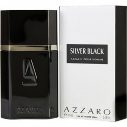 Azzaro Silver Black Uomo Edt