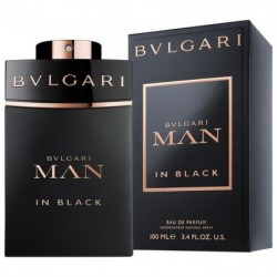 Bulgari Man In Black EDP uomo
