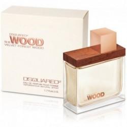 Dsquared She Wood Velvet...