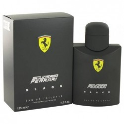 Ferrari Scuderia Black EDT...