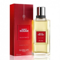 Guerlain Habit Rouge EDT